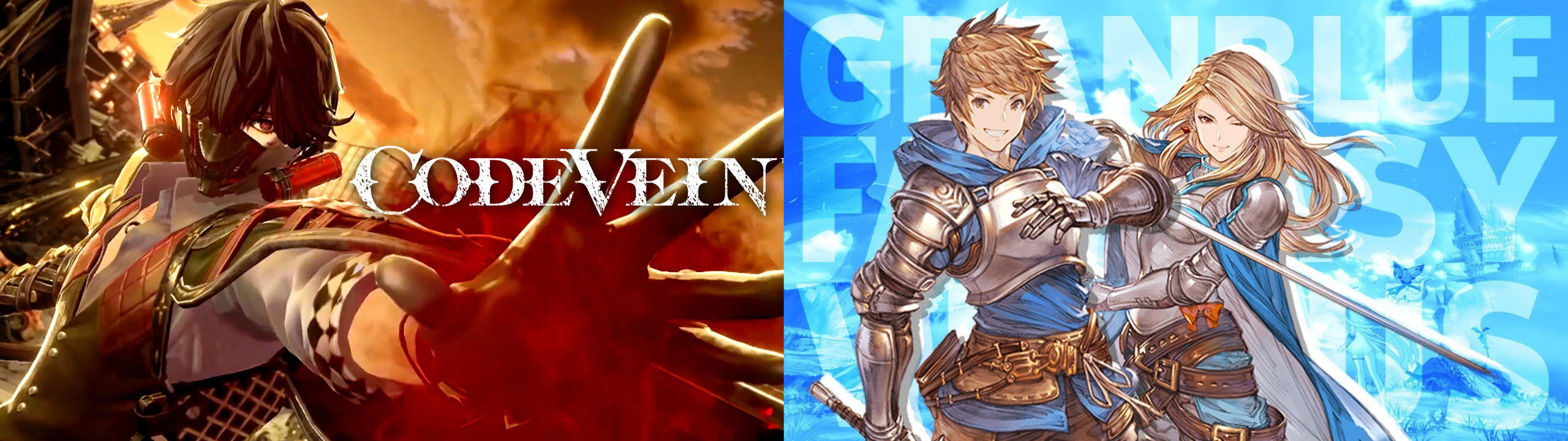 Top Rising Betas on Twitch: Code Vein and Granblue Fantasy: Versus