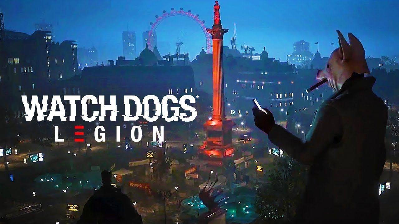 Watch Dogs Legion is a Gift to All Streamers