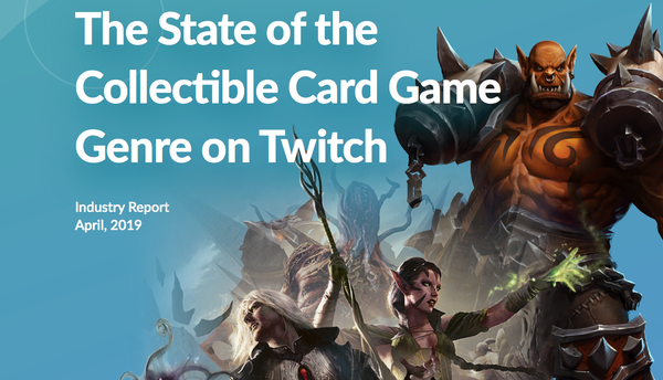 10 Top Collectible Card Games on Twitch