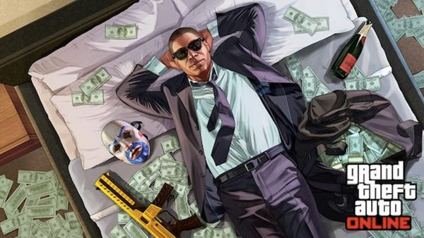 Grand Theft Auto Online: Still One of Twitch's Biggest Games